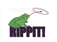 The second Rippit logo